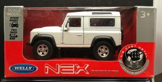 Land Rover Defender 90 Welly 1/34 1/39 Nex Models