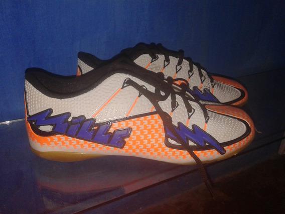 Tênis Futsal Mille Cores Variadas