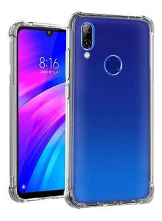 Capa Capinha Case Silicone Tpu Anti Impacto Xiaomi Redmi 7