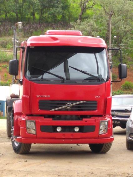 Volvo Vm 260 Ano 2009 Rollon Rollof Rol On Rol Off
