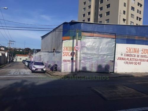 Imagem 1 de 2 de Galpão Comercial, Vila Torres Neves, Jundiaí - Gl08167 - 69577370