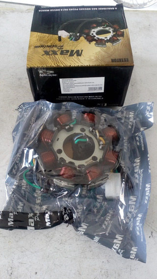 Estator Titan 150 Fan 150 Ano 2004 A 2008 Maxx Premium