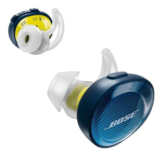Audífonos inalámbricos Bose SoundSport Free midnight blue