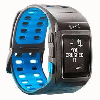 Nike + Sportwatch Gps Desarrollado Por Tomtom (antracita / A