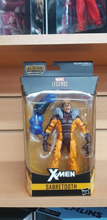 Marvel Legends Series X-men Sabretooth Baf Apocalypse