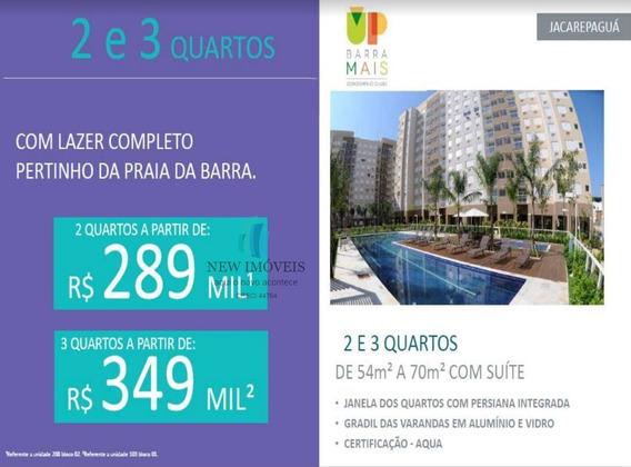 Apartamento A Venda No Bairro Anil Em Rio De Janeiro - Rj. - Up Barra Condomínio -1