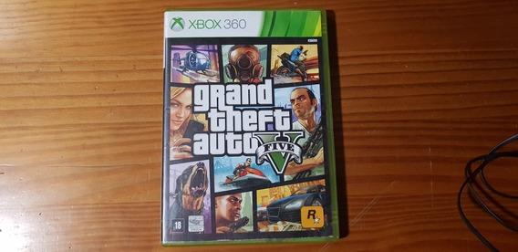 Grand Theft Auto 5 Original Xbox 360