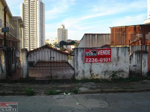 Terreno -  Vila Ester - 8,00 X 42,00  - R$ 650.000,00 - St4148
