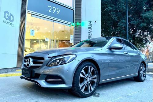 Gd Motors Mercedes-benz Clase C 1.8 C250 Avant Edition At 17