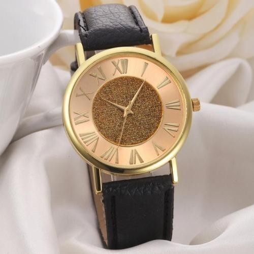 Relógio De Pulso Social De Luxo Masculino Feminino R704