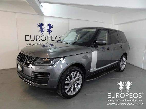 Land Rover Range Rover 3.0 Hse 2018 Blindad Nivel 3