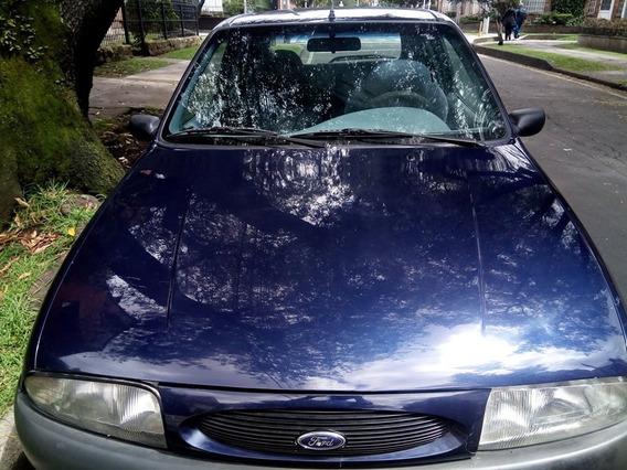 Ford Fiesta Año 2000, 3 Puertas, 1.300cc. Único Dueño