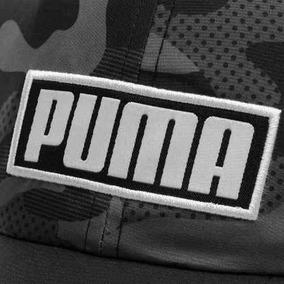 Boné Puma Rebel Aop Black Original + Nfe