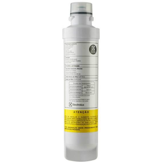 Refil/filtro Para Purificador De Água Electrolux Modelos P