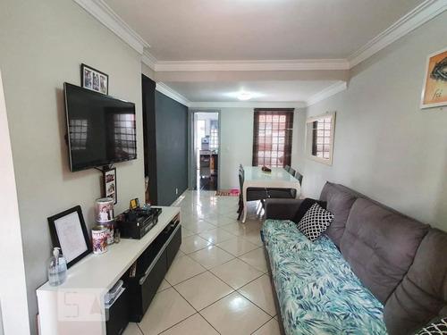 Imagem 1 de 15 de Casa À Venda - Vila Campestre, 3 Quartos,  100 - S893169982