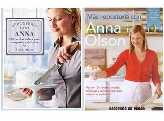 Pack Repostería Con Anna Olson (2 Libros)