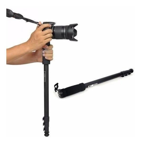 2 Monopé Weifeng Wt-1003 1,70m Sony Nikon Canon Até 3kg