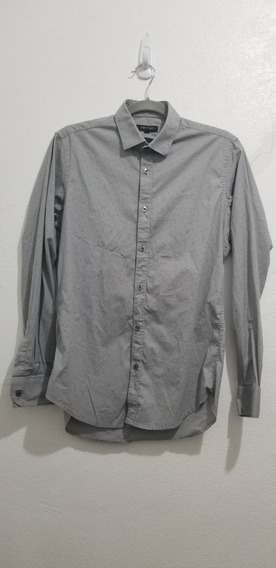 Pack 4 Camisas Zara Pull And Bear Aldo Conti Otras