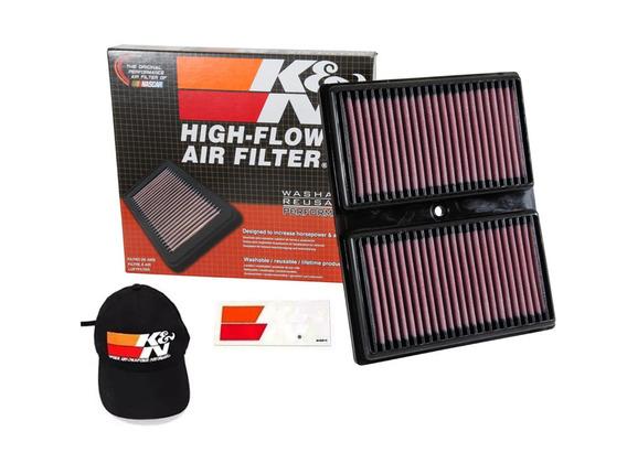 Filtro De Ar Kn Inbox T-cross 1.0 Tsi Polo Virtus Up 33-3037