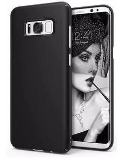 Capa Ultrafina Black Cool Samsung Galaxy S8 Plus