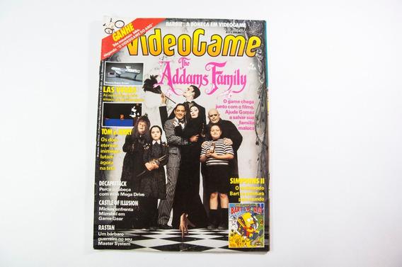 Revista Videogame, Ano 2, N. 11, Fevereiro, 1992