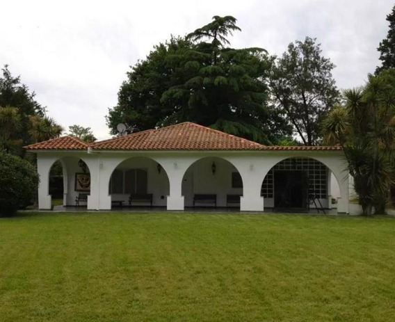 Alquiler Temporario Por Tres Meses, Hermosa Quinta - Amancay 1600