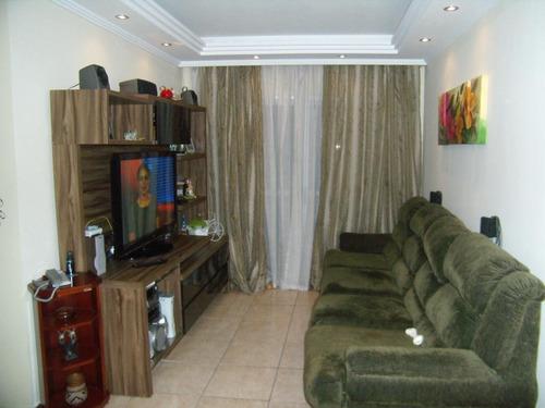 Apartamento Com 3 Dormitórios À Venda, 69 M² Por R$ 399.000 - Vila Formosa - São Paulo/sp - Ap0955