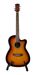 Guitarra Electroacústica De 39 Pulgadas Envio Gratis