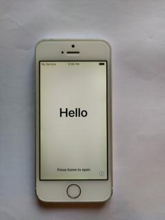 iPhone 5s Con Cargador Para Repuesto