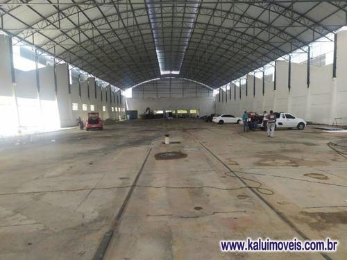 Galpão Industrial 5607m² - 68052