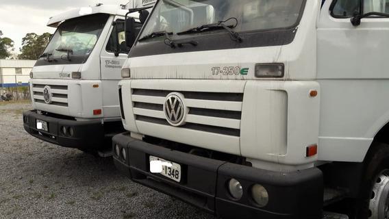 Vw 17250 Compactador De Lixo $68.990,00 Cada - 02 Unidades