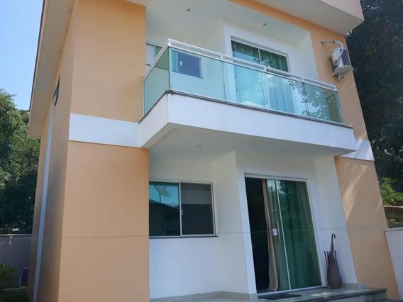 Casa Em Várzea Das Moças, São Gonçalo/rj De 0m² 4 Quartos À Venda Por R$ 400.000,00 - Ca271044