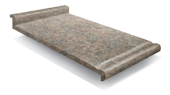 Cubierta Para Cocina Antigota Perlato Granite 65cm X 240cm