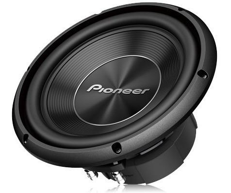 Bajo Subwoofer Pioneer Ts-a250d4 1300w 25cm 4 Ohm Dual Voice