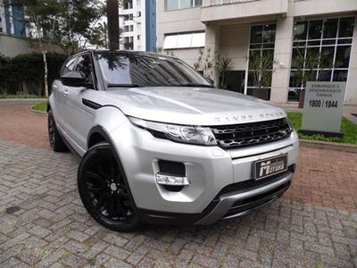 Land Rover Evoque 2.0 Dynamic 4wd 16v Gasolina 4p Aut