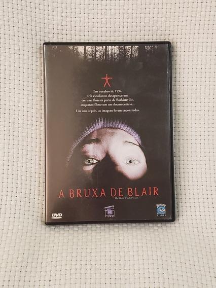 Dvd Filme A Bruxa De Blair
