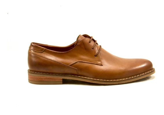 Zapatos De Cuero Para Hombre Con Suela De Goma