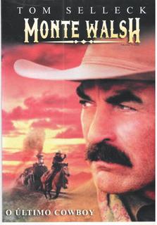 Dvd Monte Walsh/ Original / D U B L A D O /usado
