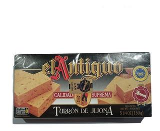 Turrón Español El Antiguo De Jijona X 150 Gr.