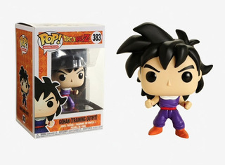 Figura Funko Pop Dragon Ball Z S4 - Gohan (training Outfit)