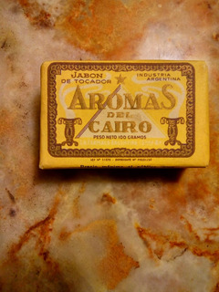 Jabon Antiguo Aromas Del Cairo Sin Uso
