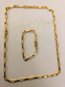 Corrente+pulseira Cartier Long De Moeda Antiga