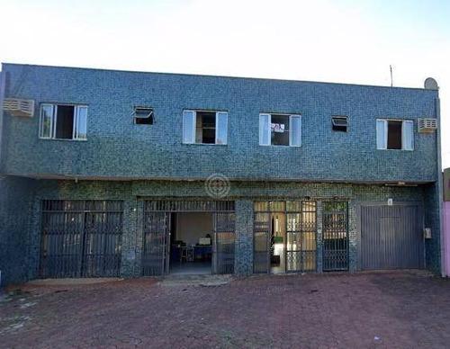 Apartamento Com 2 Dormitórios Para Alugar, 56 M² Por R$ 1.100,00/mês - Jardim Petrópolis - Foz Do Iguaçu/pr - Ap0017