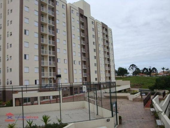 Apartamento Residencial Para Locação, Jardim Europa, Vargem Grande Paulista. - Ap0039
