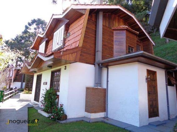 Casa Residencial À Venda, Vila Inglesa, Campos Do Jordão - Ca2072. - Ca2072