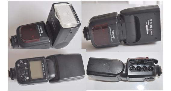 Flex Sb 680 Profissional Para Nikon . Semi Novo