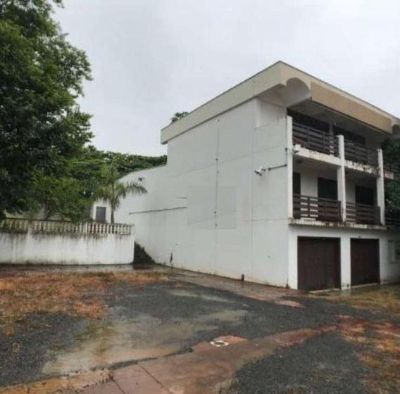 Casa Para Alugar, 438 M² Por R$ 6.000,01/mês - Jardim Flamboyant - Campinas/sp - Ca4228