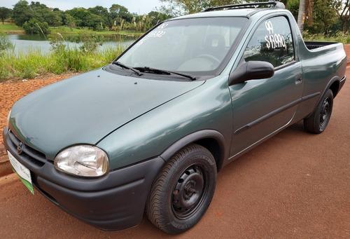 Corsa Pick-up Gl 1.6 1999 Gasolina