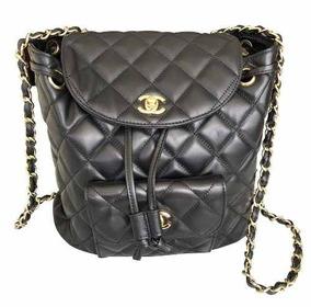 Bolsa Mochila Chanel Classic Original 50%off Oportunidade