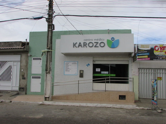 Casa Comercial Conj João Alves Filho - Ca1